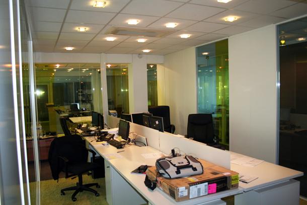 Les bureaux d'ASPAWAY à Suresnes
