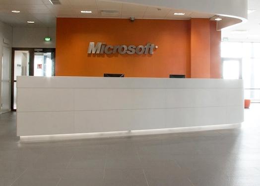 L'espace de travail réinventé par Microsoft