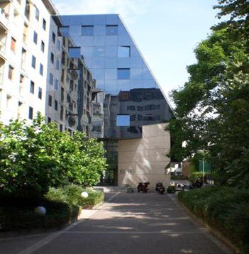 Les bureaux d'Editialis à Boulogne