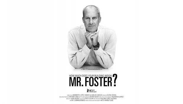 Norman Foster, le film