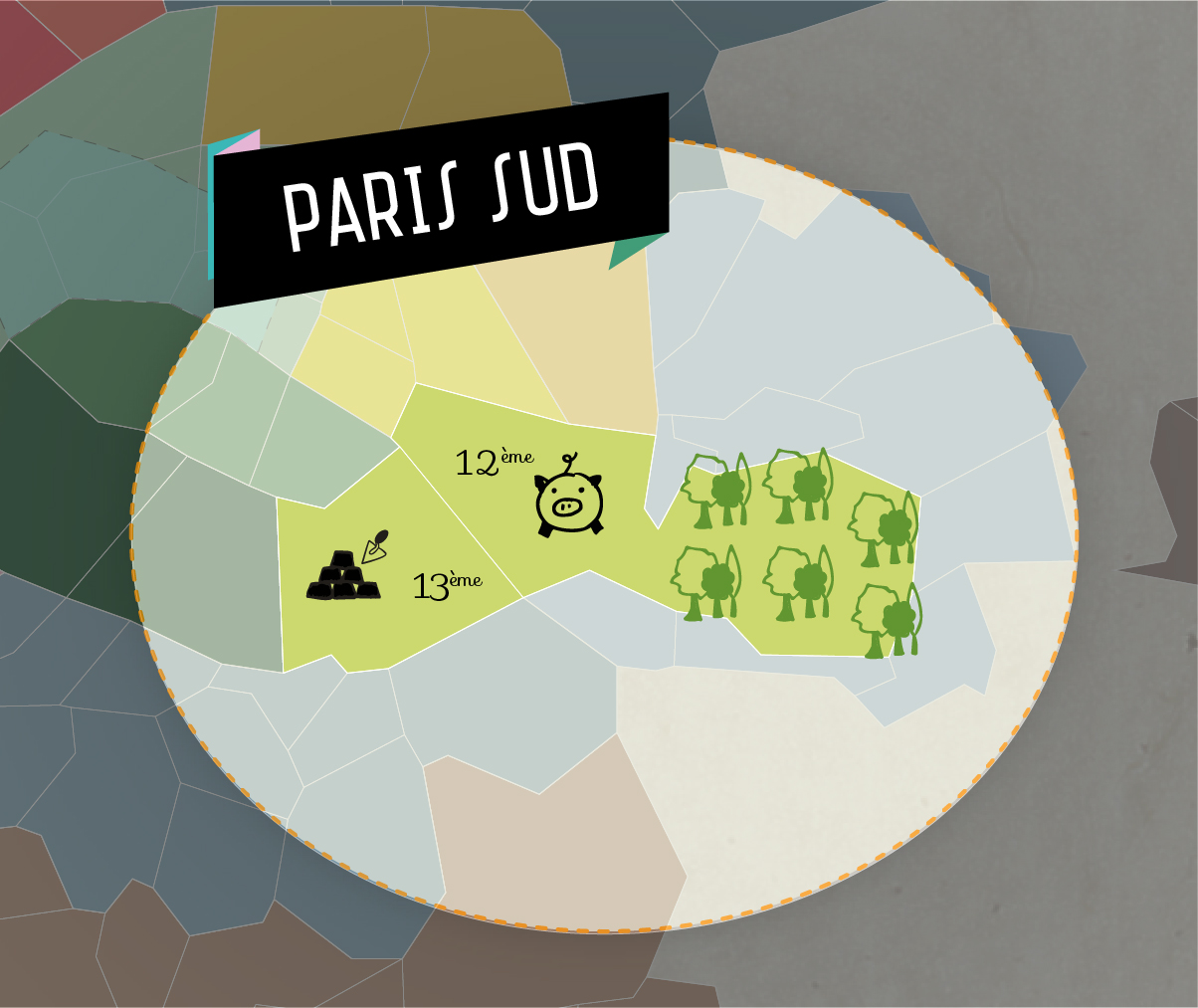 Le best of de l'année immobilière de 12 et 13ème arrondissements de Paris