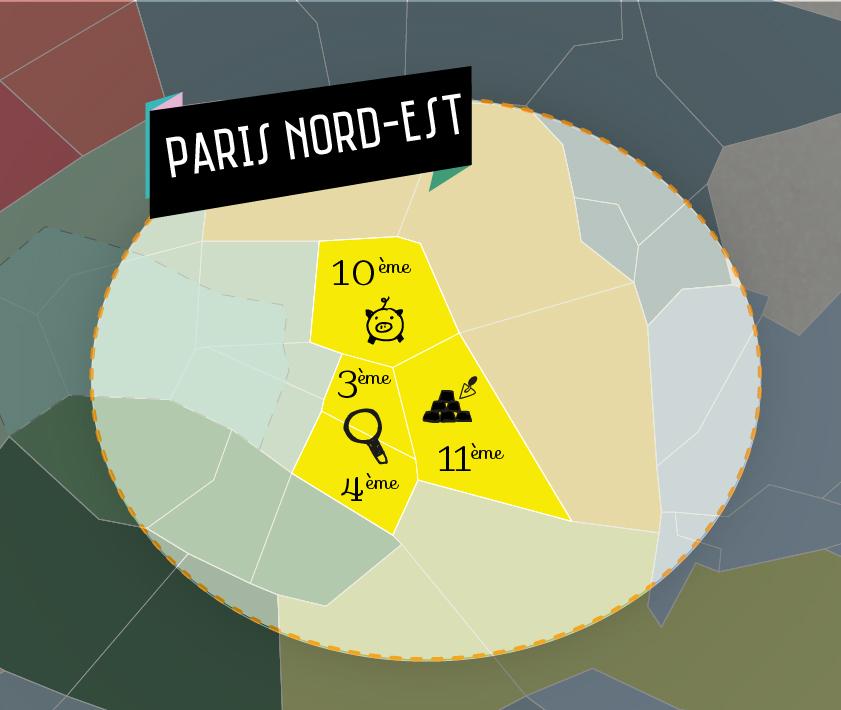 Le best of de l'année immobilière des 3, 4, 10 et 11ème arrondissements de Paris