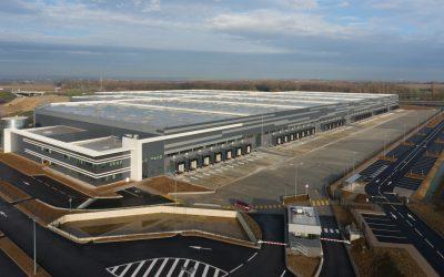 Découvrez le plus grand entrepôt classe A disponible en France en vidéo à Pusignan (69)