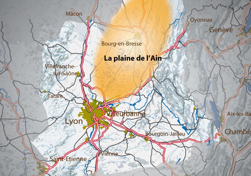Bilan 2014 pour le marché de La Plaine de l'Ain – Lyon (69)