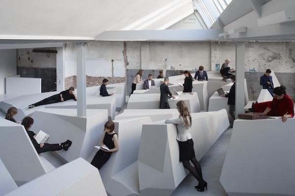 L'espace bureau : la revue de presse de début 2015
