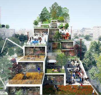 Semaine du développement durable 2015 : CBRE France et DGT Architects inventent eCOmachine