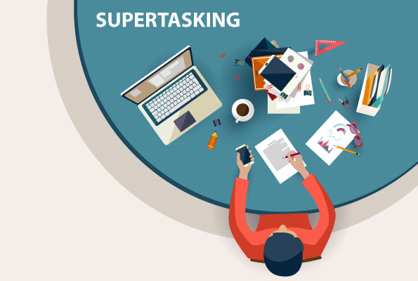 Sommes-nous tous des « supertasker » ?