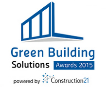 GREEN BUILDING SOLUTIONS AWARDS 2015