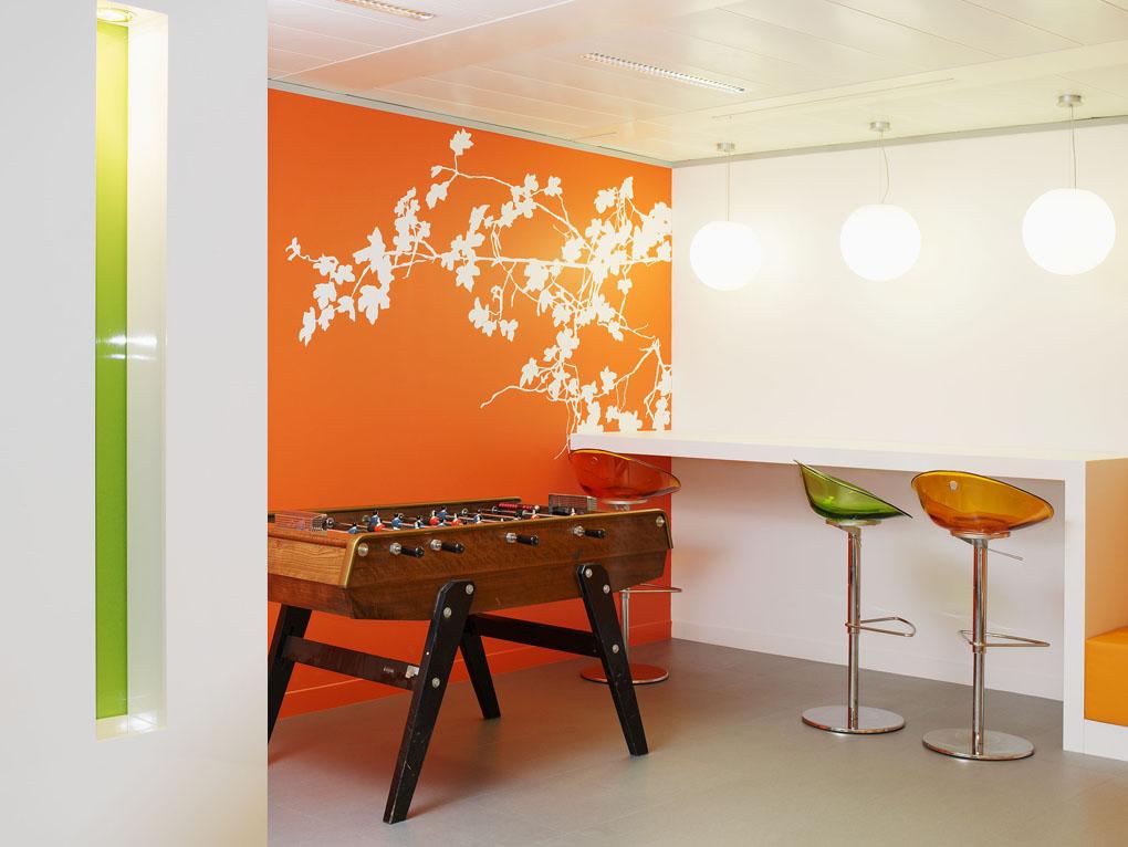 C'est prouvé : des bureaux ludiques pour plus de productivité