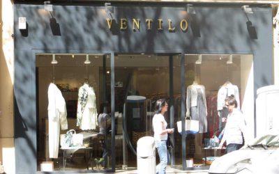 Les commerces de l'avenue Victor Hugo à Paris 16ème