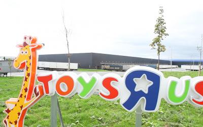 Découvrez le nouveau campus logistique de Toys'R'Us – Saint Fargeau Ponthierry (77)