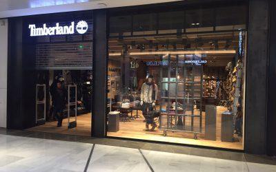 CBRE Retail conseille Timberland pour 4 nouvelles ouvertures