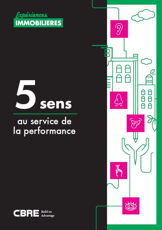 5 sens au service de la performance au bureau