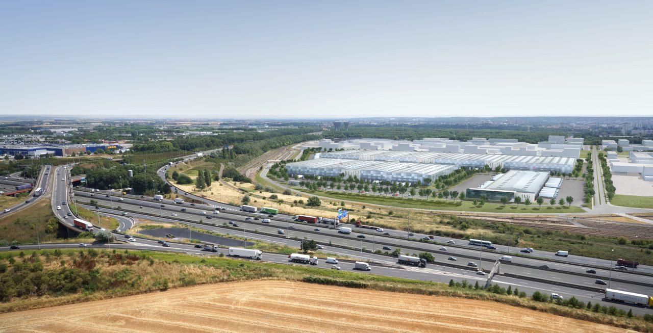 Exclusivité – Plateformes logistiques de dernière génération jusqu'à 90000 m² avec visibilité depuis l'A1 – Aulnay-sous-Bois (93)