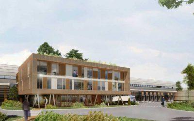 Découvrez LogOne, l'unique plateforme logistique XXL de 63 000 m² lancée en blanc en Ile-de-France à Réau / Sénart (77)