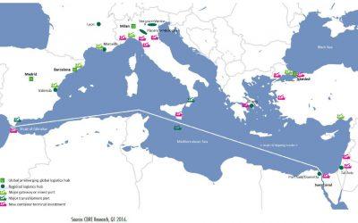 Le nouveau Canal de Suez, vecteur d'opportunités nouvelles pour les hubs portuaires de Méditerranée