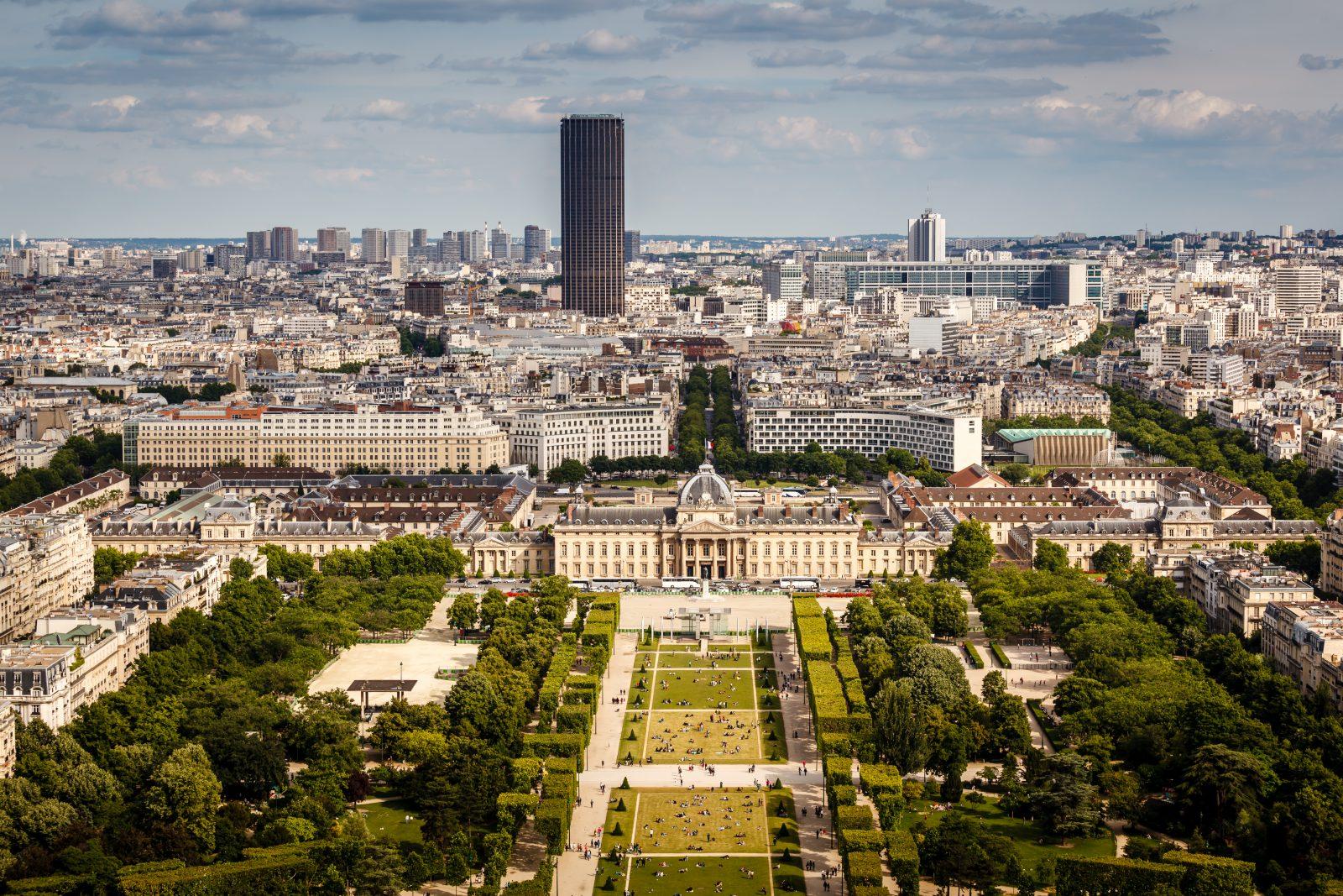 Le 15ème arrondissement, poumon vert de l'immobilier durable du sud parisien