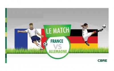Match #20 : France Vs Allemagne