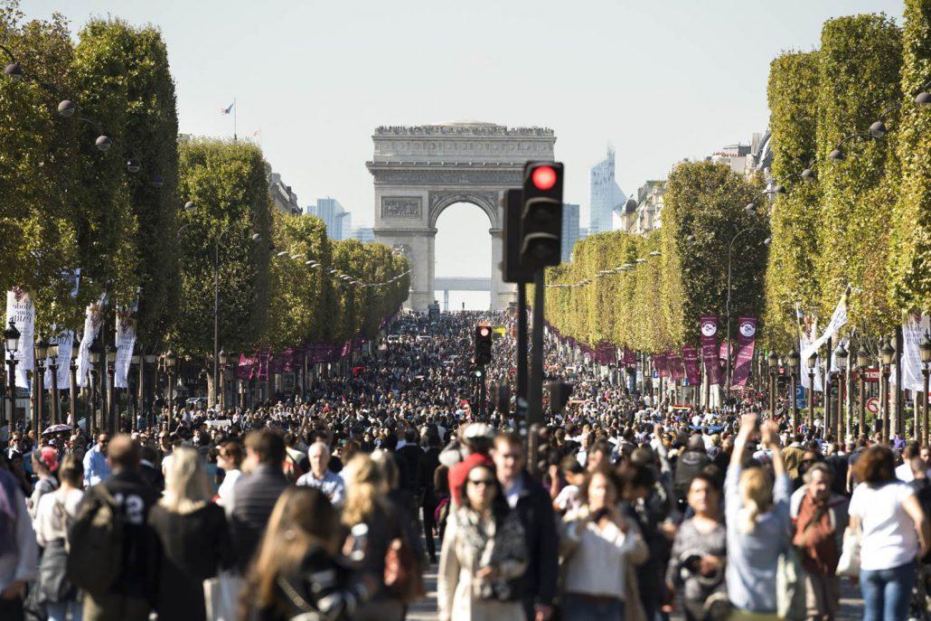 Champs Elysees CBRE