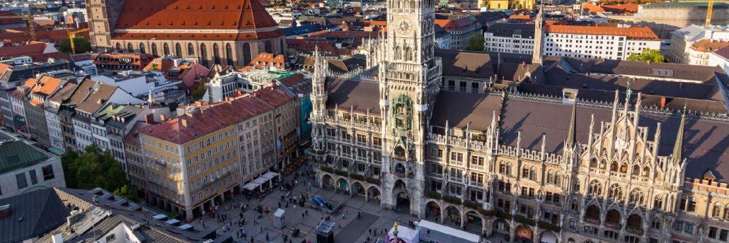Ville pietonniere Munich CBRE-01