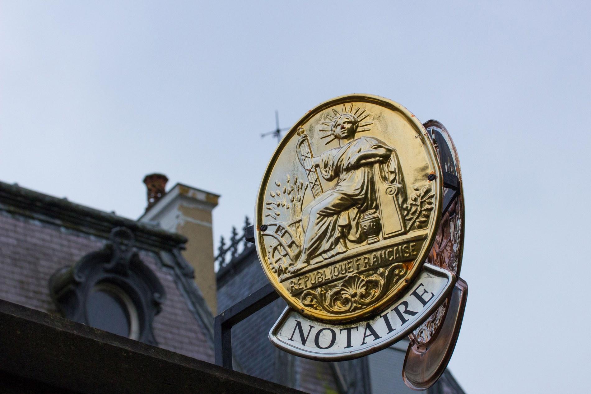 Ventes immobilières : baisse des tarifs des notaires