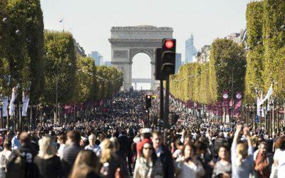 Les Champs Elysées : l'excellence française pour les enseignes françaises et internationales