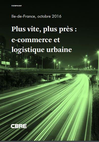Découvrez notre nouvelle étude sur la logistique urbaine en vidéo