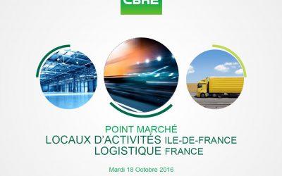 Point Marché Activité & Logistique 2016 – Les temps forts de l'événement en vidéo