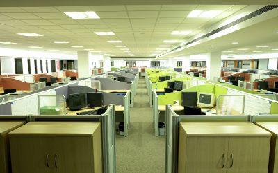 Les origines de la création des bureaux en open-space