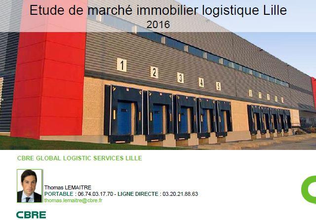 Le marché logistique des Hauts de France au 3T 2016