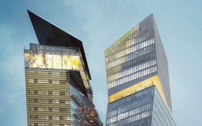 La ZAC Paris Rive Gauche une nouvelle génération d'immeubles