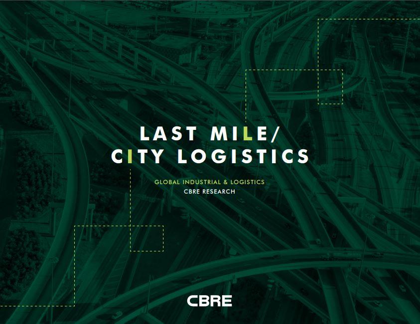 Etude CBRE – Explorer le dernier kilomètre et la logistique urbaine à l'échelle mondiale