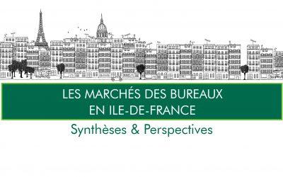 Le marché bureaux en Île-de-France : bilan et perspectives