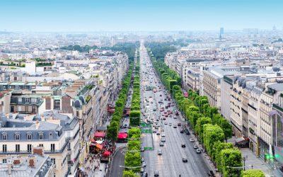 Les Champs Elysées a new concept street    Interview Partie1