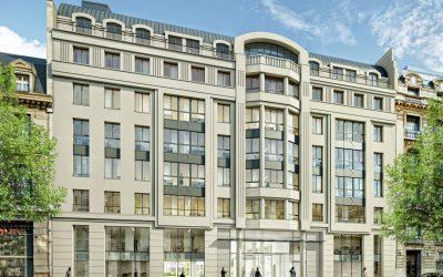CBRE conseille Bain & Company dans ses projets d'immobilier de bureaux
