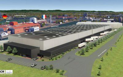 BMW étend son centre logistique à Strasbourg, dans une opération franco-allemande accompagnée par CBRE