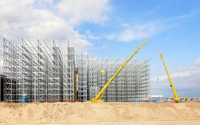 Etude CBRE : Entrepôt 4.0 : la fin d'un standard?