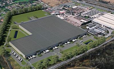CBRE accompagne Simastock dans la prise à bail d'un entrepôt dernière génération de  18 000 m² à Libercourt (62)