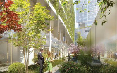 La ZAC Clichy Batignolles : Un green district ?