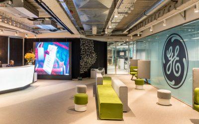 Les premiers bureaux en Europe de GE Digital