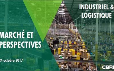 Marché de l'Activité et Logistique : vers une année 2017 record avec près de 4 millions de m² commercialisés