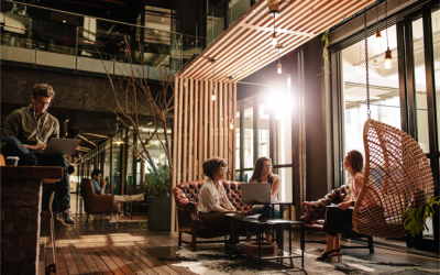 Le Flex-office ou bureau 3.0 : naissance d'un concept d'environnement dynamique