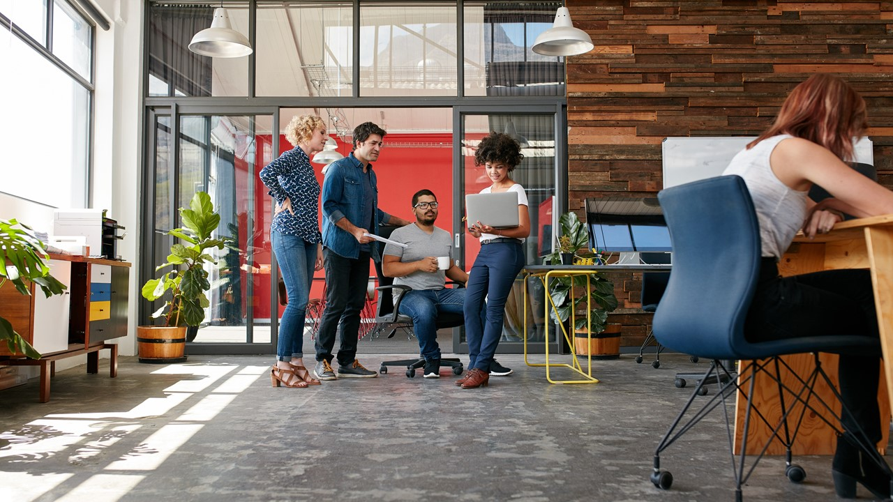 «Flexible Revolution» ou les opportunités des bureaux alternatifs pour les petits et grands utilisateurs