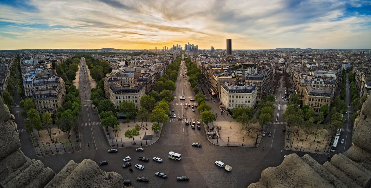 Bureaux valeurs locatives franciliennes un ajustement qui se