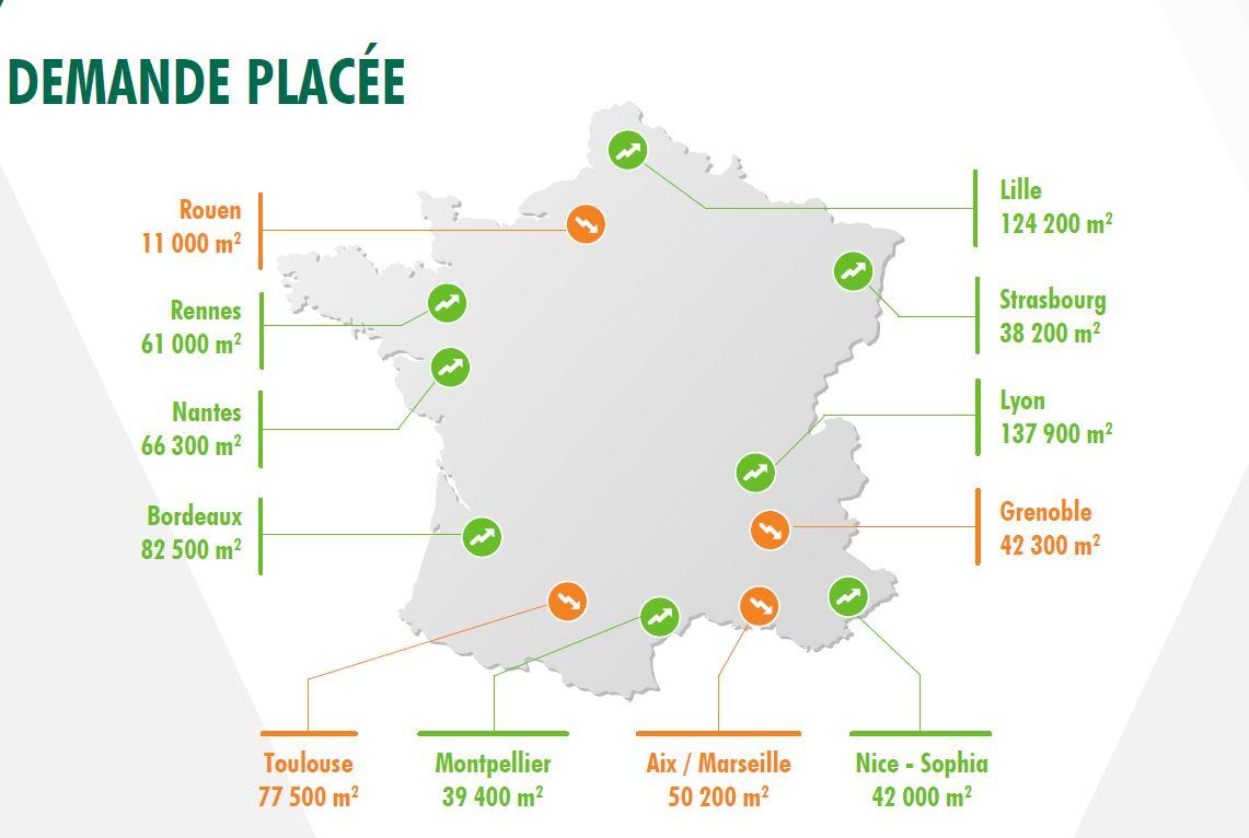 Immobilier : quelles régions performent ce premier semestre ?