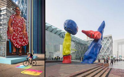 L'art dans l'espace public : l'exemple de Paris La Défense