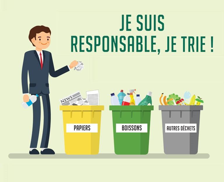 Tri des déchets : où en êtes-vous 2 ans après le décret 5 flux ?