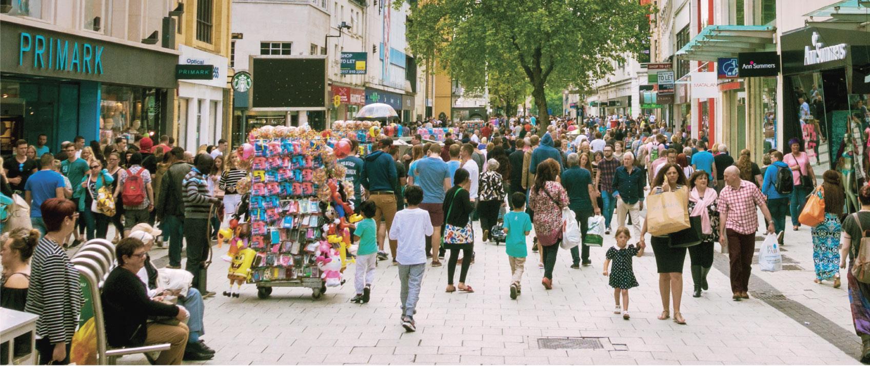 Baisse de la consommation et accentuation des écarts territoriaux