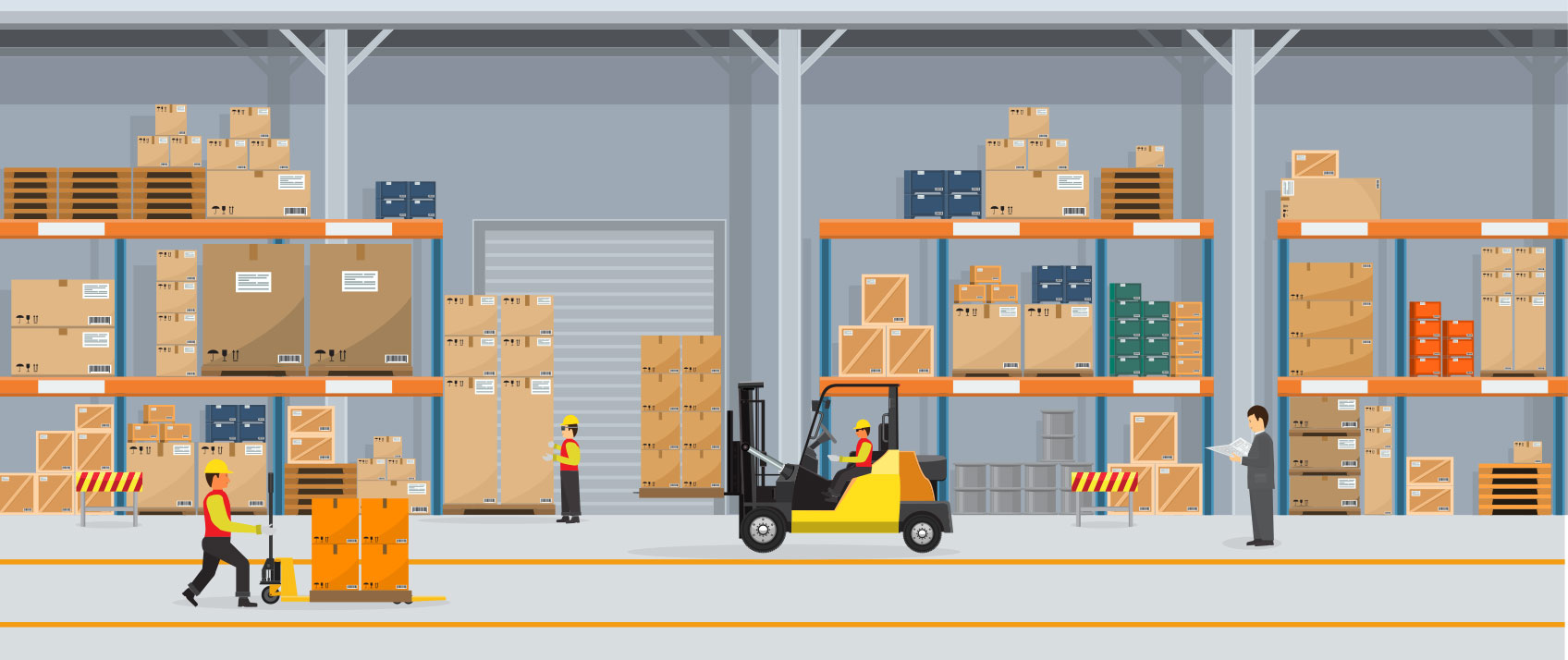 Logistique, Supply Chain,