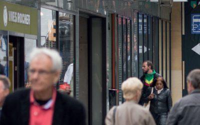 Les efforts d'adaptation et la segmentation accrue des centres commerciaux
